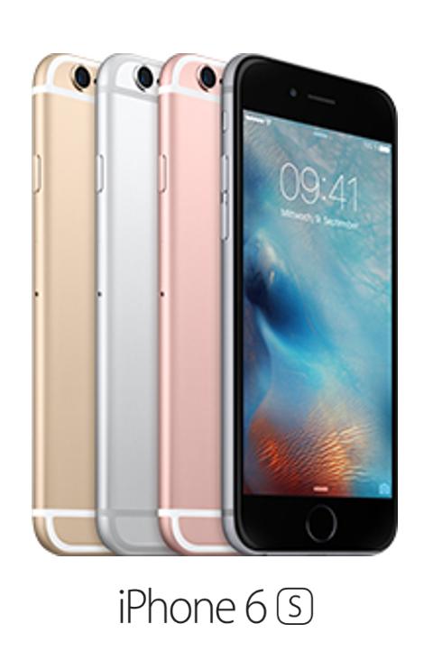 Apple iPhone 6s mit Business-Tarif der Telekom
