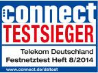Telekom Testsieger T-DSL Festnetz