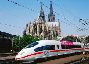 Telekom HotSpot-Flat für Internet im ICE der Deutschen Bahn