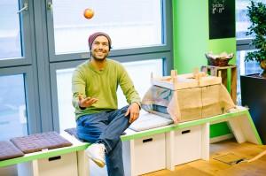Telekom Business-Tarife Start-up Bauerntüte